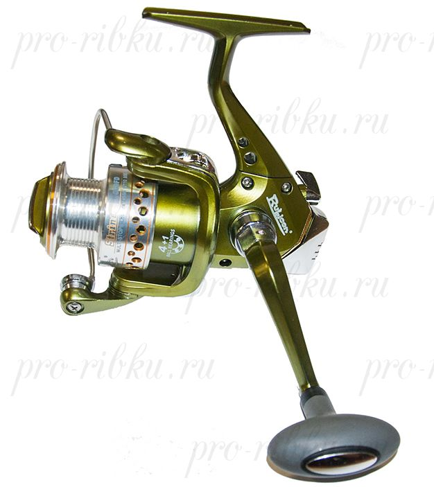 Катушка RUBICON Striner 4+1BB 3000 RD
