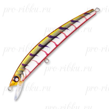 Воблер Yo-Zuri Crystal Minnow Long Cast (S) 90mm F949-CBWT
