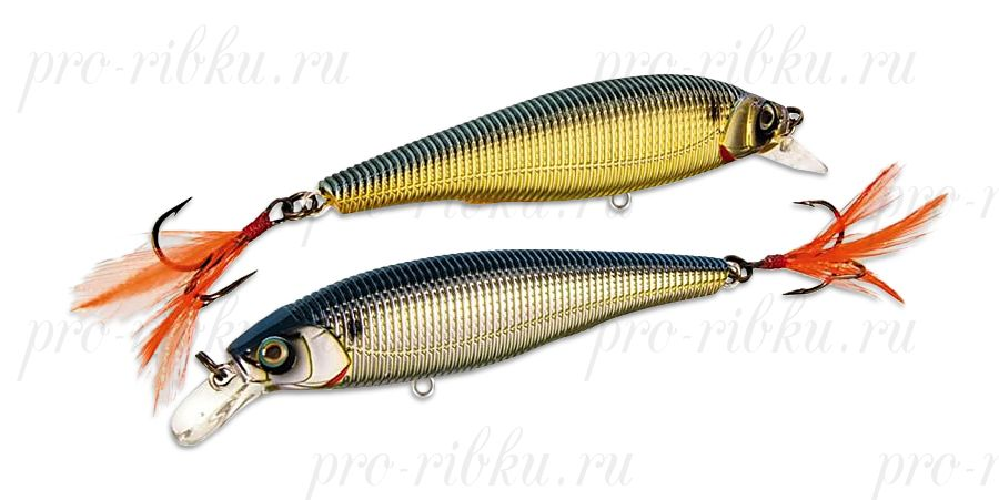 Воблер Yo-Zuri Jerk Bait FW (SP) 70mm R1019-CMTS