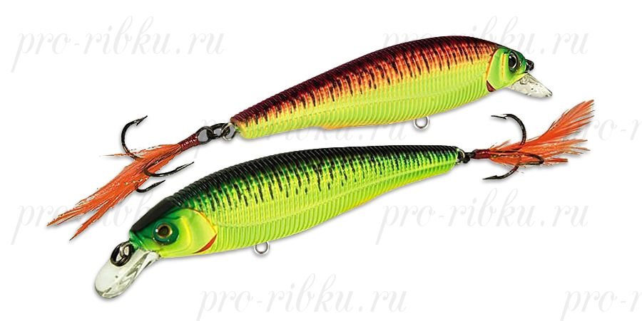 Воблер Yo-Zuri Jerk Bait FW (SP) 70mm R1019-CSBG