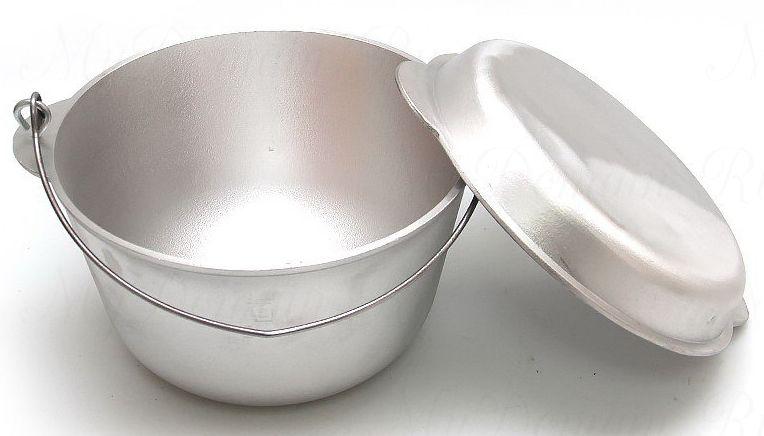 Котел 6л с крышкой сковородой 3-1М2кс
