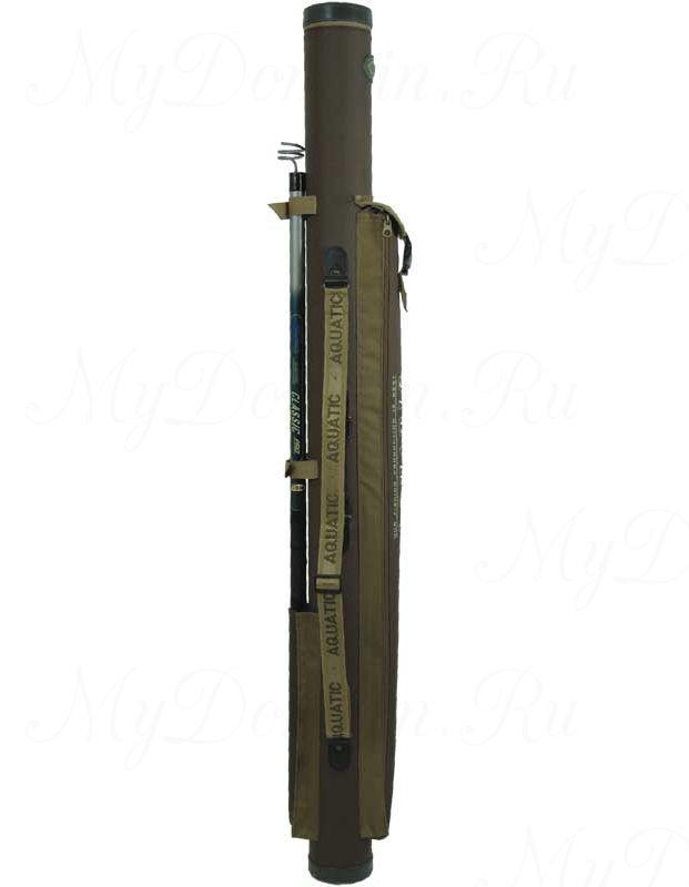 Тубус AQUATIC ТК-110-160 с 2 карманами 160см