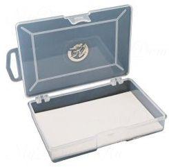 Коробка ТРИ КИТА СВ-05 для блесен и морм. с изолоном 1 отделение