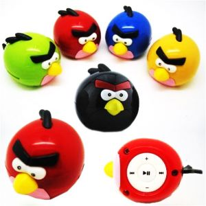 MP3 плеер-игрушка Angry Birds
