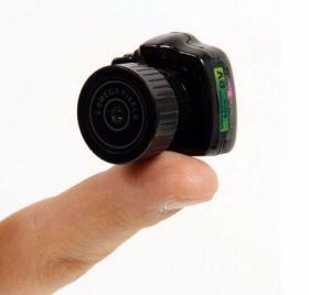 """Самая маленькая мини видеокамера """"Kebi"""""""