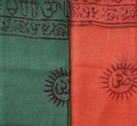 индийские шарфы из хлопка, купть в Санкт-Петербурге