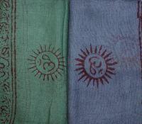 индийские шарфы из хлопка, интернет магазин СПб
