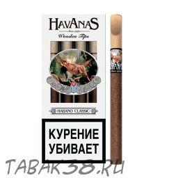 Сигариллы Havanas Classic с мундштуком