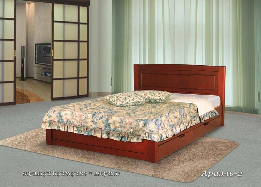 Кровать Ариэль - 2 | Альянс XXI век