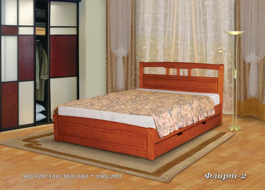 Кровать Флирт - 2 | Альянс XXI век