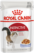 Royal Canin INSTINCTIVE (в желе) (85 г)