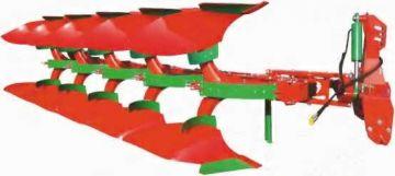 Плуги оборотные с рессорной системой защиты AGROMASZ серии POS