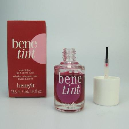 Жидкий пигмент для губ и щек Бенетинт
