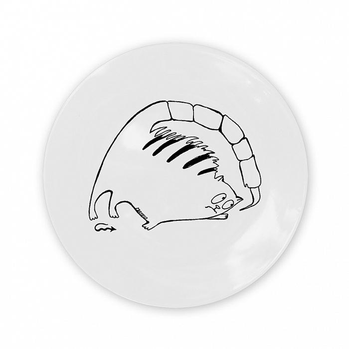 Тарелка Кот-скорпион