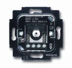 Датчик движения ABB для ламп 230В и 12В с электронными трансформаторами 60-420Вт