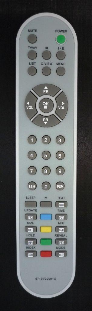 LG 6710V00091G (TV) (RZ-20LZ50, RZ-15LA66, RZ-20LA60, RZ-26LZ50, RZ-42LZ30)