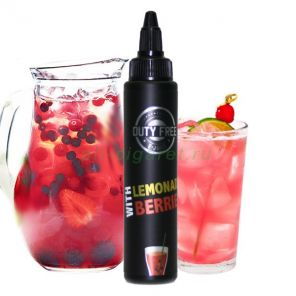 Е-жидкость Duty Free, LEMONADE WITH BERRIES, 70 мл