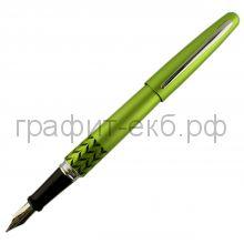 Ручка перьевая Pilot Metropolitan Retro Pop зеленая FD-MR3-M-МВ