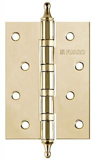 Петля универсальная 4BB A 100x75x2,5 GP (Золото) БЛИСТЕР