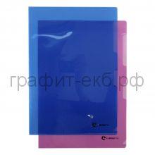 Конверт А4 плотный ассорти LF0051/Berlingo04106/44283