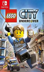 Игра  LEGO CITY Undercover (nintendo switch, русская версия)