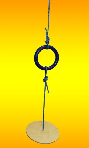 Тарзанка-кольцо