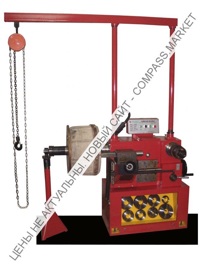 Станок для расточки тормозных барабанов и обточки тормозных накладок ТТН-420
