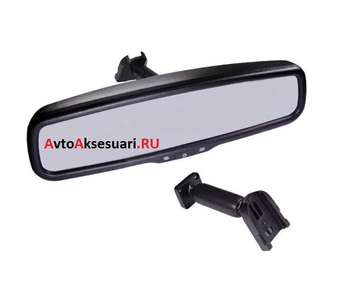 Штатное зеркало заднего вида с монитором SV-001