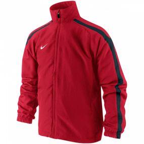 Детская ветровка Nike Competition Woven Warm-Up Jacket Junior красная