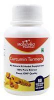 Куркумин Турмерик экстракт в капсулахт Махавед | Mahaved Healthcare Curcumin Turmeric Extract