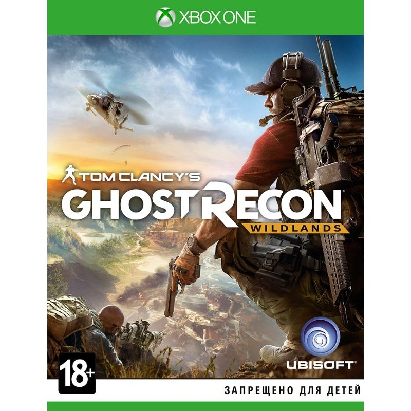 Игра Tom Clancy's Ghost Recon Wildlands (Xbox One, русская версия)