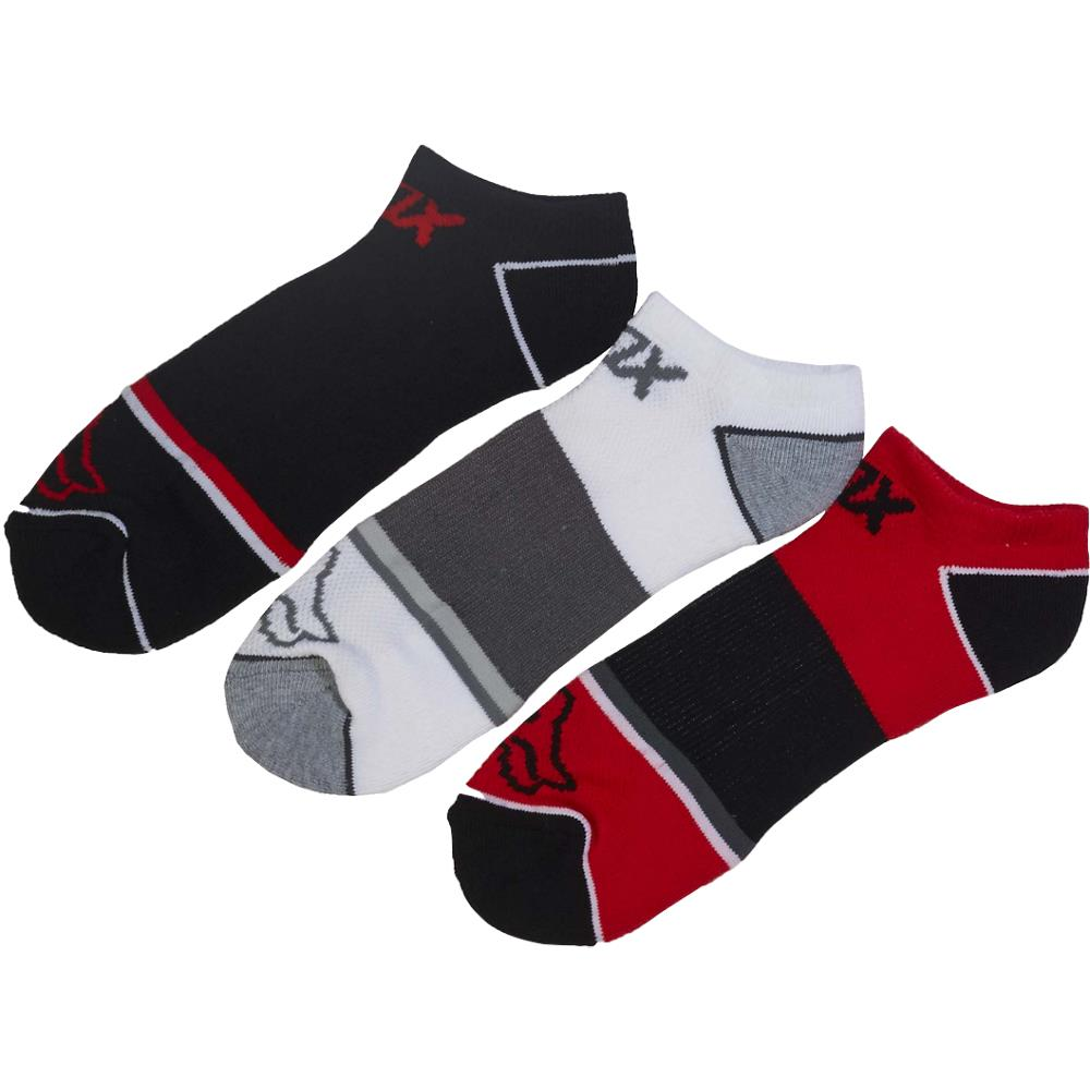 Fox - Tech Midi Socks 3 Pack Flame носки, красные