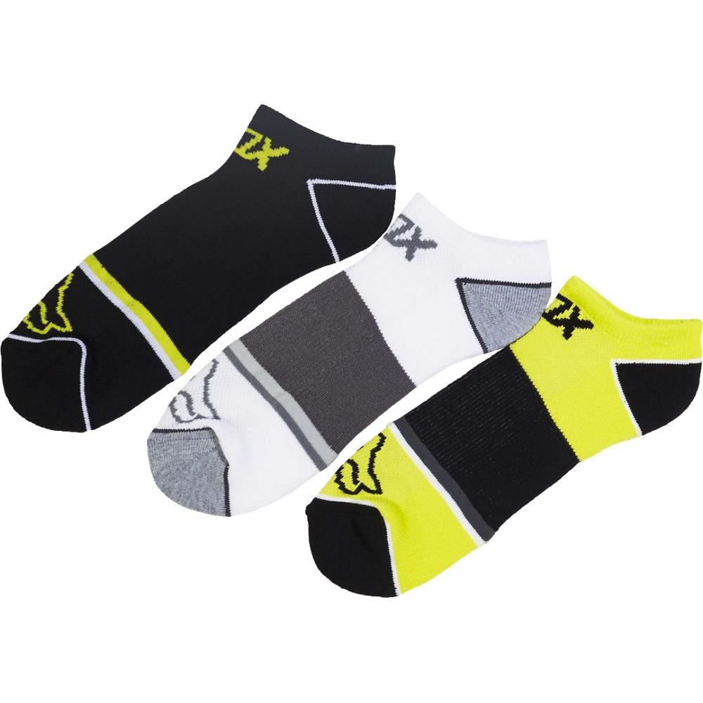 Fox - Tech Midi Socks 3 Pack Flow носки, желтые