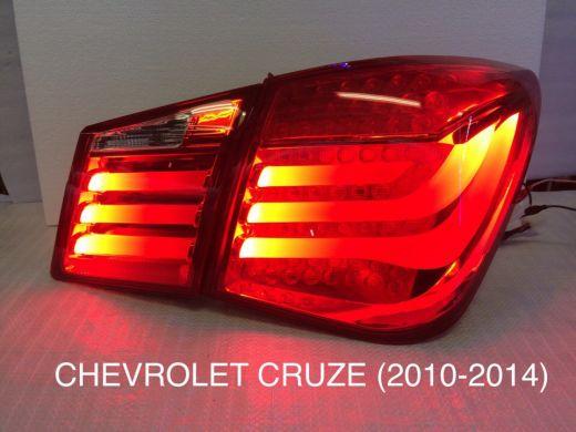 Задние фонари CHEVROLET CRUZE  2010-2014 комплект