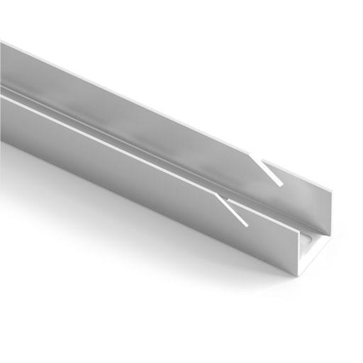 Навесная направляющая Aristo, L=1200мм, цвет белый