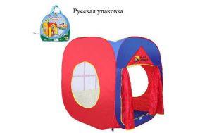 """Детская палатка - домик """"Волшебный домик"""" Play Smart в/к 105*100*105 см"""