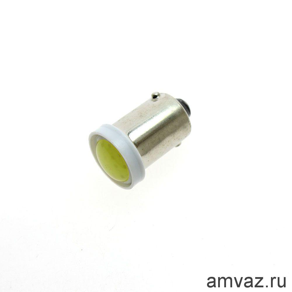 Светодиодная лампа B 9 S COB 6-CHIP 12V