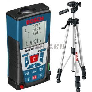 BOSCH GLM 250 VF Professional + BT 150 - лазерный дальномер