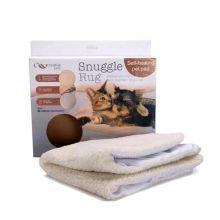 Самонагревающаяся лежанка Snuggle rug