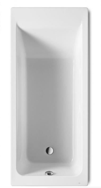 Акриловая ванна Roca Easy 170x75