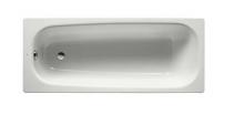 Акриловая ванна Roca Sureste 150x70x40 с отверстиями для ручек