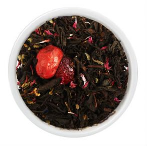 """Черный чай """"Ванильная клюква"""""""