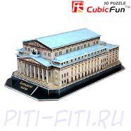 CubicFun. 3D пазлы. Театры и амфитеатры. Большой театр