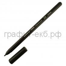 Фломастер-кисть Edding для каллиграфии 2.0 черный Е-1255-2.0#1