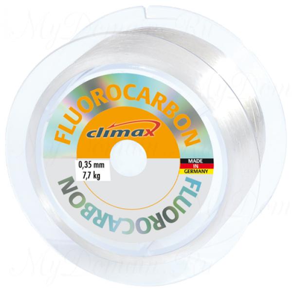 Леска Climax Fluorocarbon 0,18 мм 100 м 2,60 кг