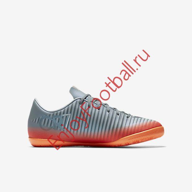 d2c6d38b Детские футзалки NIKE MERCURIALX VICTORY VI CR7 IC 852488-001 JR - купить  детские футбольные ...
