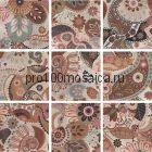 PT02424 Mainzu Verona Decor Print Beige (Mix 9) 20x20 см (MAINZU, Испания)