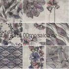 PT02431 Mainzu Verona Decor Zen Viola (Mix 9) 20x20 см (MAINZU, Испания)