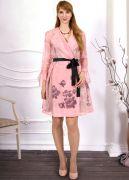 купить платье из органзы