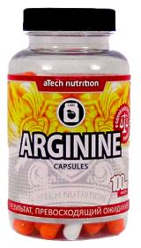 Atech Nutrition Arginine (100 капс.)